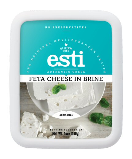 FETA CHEESE IN BRINE (COW)