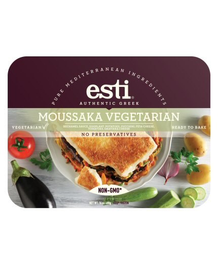 MOUSSAKA VEGETARIAN