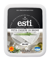 FETA CHEESE IN BRINE