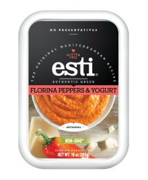 FLORINA PEPPERS & YOGURT