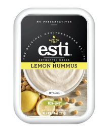 LEMON HUMMUS
