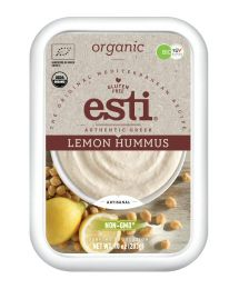 LEMON HUMMUS - BIO