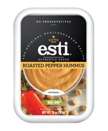 ROASTED PEPPER HUMMUS